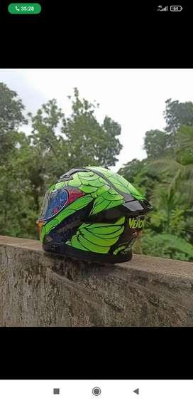 Axor apex venomous helmet