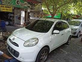 Nissan March 2012 Pajak Panjang