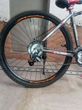 SHIMANO CUBE IMPORTED 7 GEAR CYCLE ONLY 1 MONTH USED.