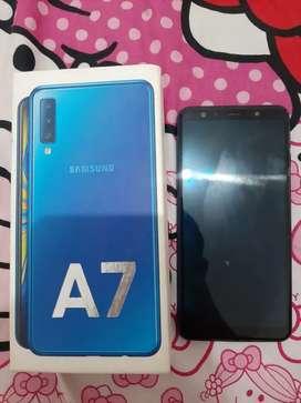 Samsung Galaxy A7 6/128 Fullset
