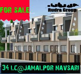 2 bhk Raw House for Sale at Jamalpor, Navsari