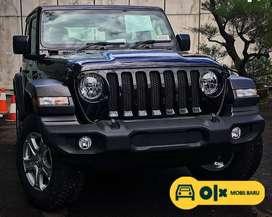 [Mobil Baru]  Jeep Wrangler JL sport 4door