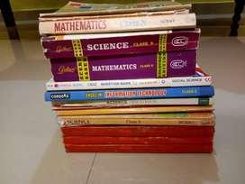Class 10:-All textbooks!!!