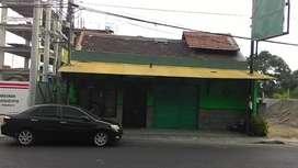 Rumah Dijual pinggir jalan raya Jogja