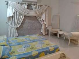 1knal luxury furnished uper portion4rent in bahria town rwp