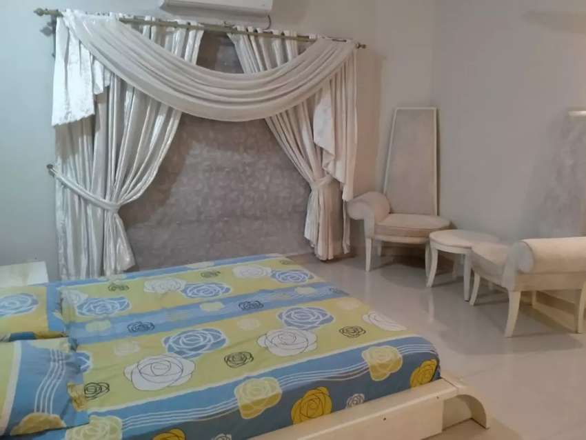 1knal luxury furnished uper portion4rent in bahria town rwp 0
