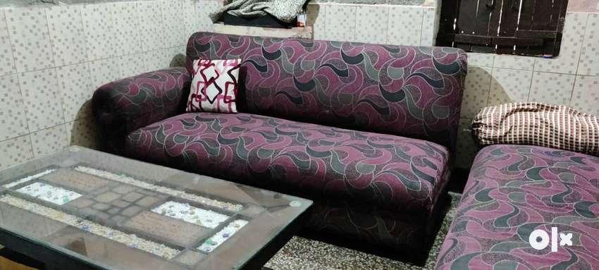 6 seater L shape Sofa for sale