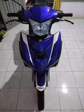Yamaha MX King 150 Movistar