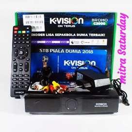 Digital kvision MNC group Bromo