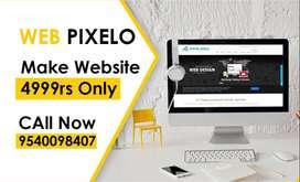 We freelancer website designer campany
