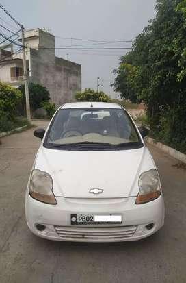 Chevrolet Spark 1.0 LS, 2009, Petrol