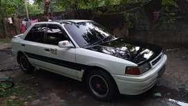 Mazda 323 interplay thun 1990