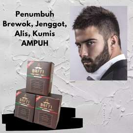 Herbal & ampuh penumbuh brewok