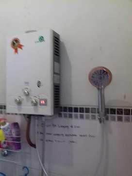 Water Heater Gas [[ Mandi Air Hangat Sip