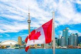 Canada Tourist Visa 5 Year's Multiple Entries