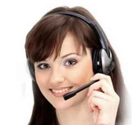 Urgent Telecalling Job only for Female Graduate
