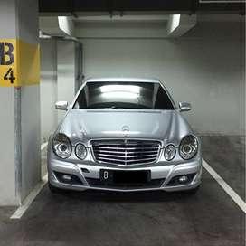 Mercedes Benz Mercy E200 Terawat Siap Pakai