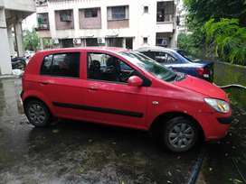 Getz for sale - Pune passing vehicle