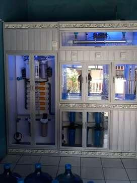 Depot Air isi ulang RO (reverse osmosis)