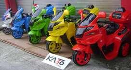 Motor/Mobil Mainan Aki Anak Yotta ( Bukan Dorong )