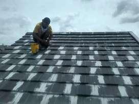 Spesialis Bocoran atap,dak,talang,plafon,cat,keramik,dll