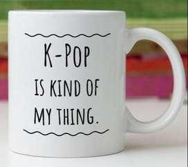 mug custom untuk event souvenir murah desain bebas