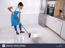 Urgent Required 100 Females for live in 24 hrs Maids, Nanny , Cook
