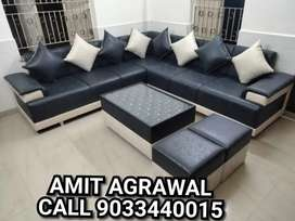 Lesile model premium quality sofa set