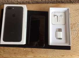 Iphone 7 Plus.,128 gb available in full flash sale open delivery avai