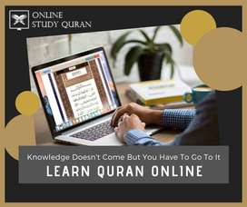 Male Quran Teacher Required for office