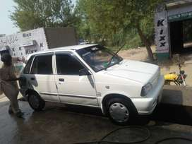 Good condition AC and heter challo new tyre and ally rim