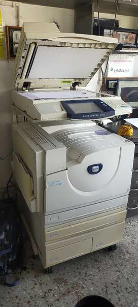 Xerox colour printer