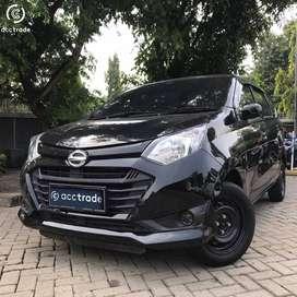 Daihatsu Sigra 1.2 X A/T 2019 HITAM