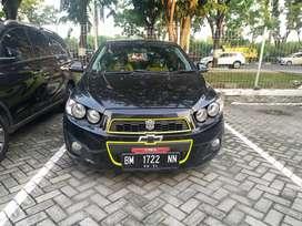 Chevrolet Aveo LT 2014 Matic Triptonic Kondisi Istimewa