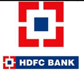 HDFC BANK LTD.RECRUITERS ALL INDIA..
