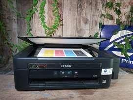 Printer epson L210 print scan copy normal