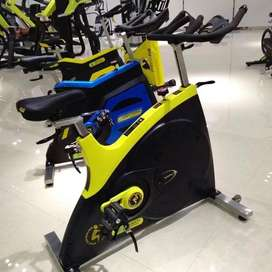 New used gym equipments Spin bike exercise cycles treadmills