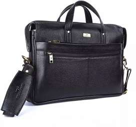 Urban Hyde @pure leather laptop bag