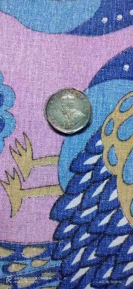 One quarter anna1930