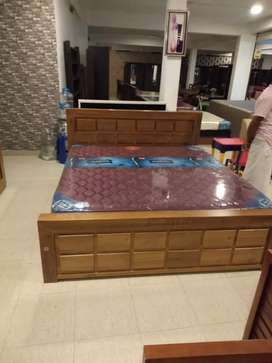 New wooden family cot for sale