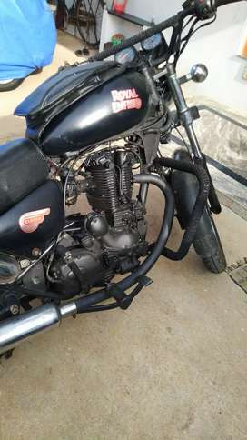 Urgent sale Royal Enfield price negotiable