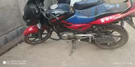 condition is good one hand motorcycle band is pulsar