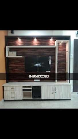 Tv unit 6x6