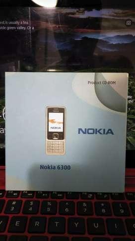 Jual Driver CD Nokia 6300 Original