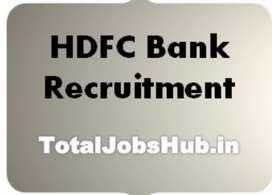HDFC process hiring-CCE Back-office KYC Executives in Delhi NCR