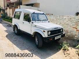 Maruti Suzuki Gypsy King HT BS-III, 2007, Petrol