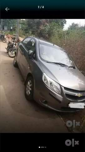 Chevrolet Sail 2013 Diesel Well Maintained