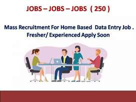 DATA ENTRY WORK PART TIME WORK