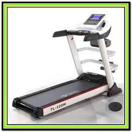 alat fitness Treadmill Elektrik TL 123 M