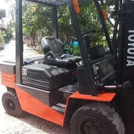 Forklift 5fd30 toyota